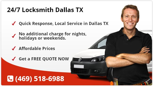 Dallas TX Locksmith
