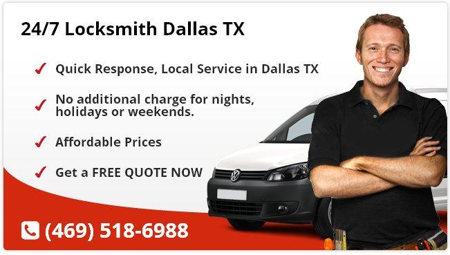 24 Hour Locksmith Dallas TX | Commercial Locksmith Dallas TX